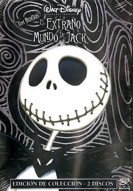 El extraño mundo de Jack  /  Tim Burton