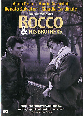 Rocco & his brothers  /  Luchino Visconte