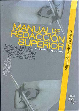 MANUAL DE REDACCIÓN SUPERIOR