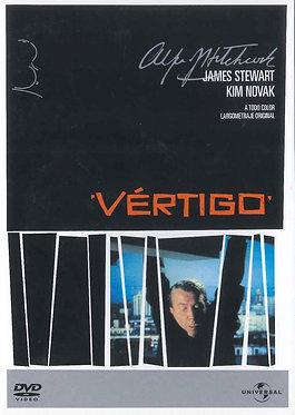 Vértigo  /  Alfred Hitchcock