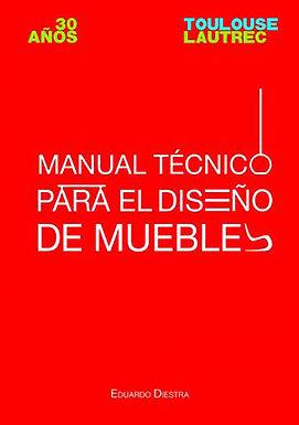 MANUAL TÉCNICO PARA EL DISEÑO DE MUEBLES
