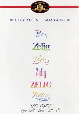 Zelig  /  Woody Allen