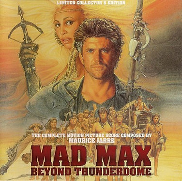 Mad Max III: más allá de la cúpula de trueno  /  George Miller