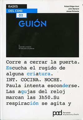 BASES DEL CINE 2: GUION