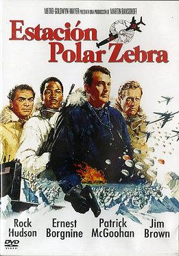 Estación polar zebra  /  John Sturges