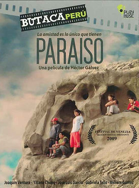 Paraíso  /  Héctor Gálvez