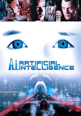 A.I. Artificial intelligence  /  Steven Spielberg