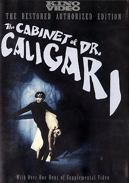 The cabinet of Dr. Caligari  /  Robert Wiene