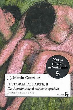 HISTORIA DEL ARTE II: DEL RENACIMIENTO AL ARTE CONTEMPORÁNEO