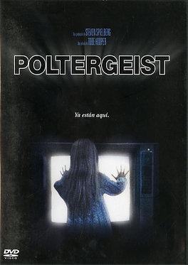Poltergeist  /  Tobe Hooper