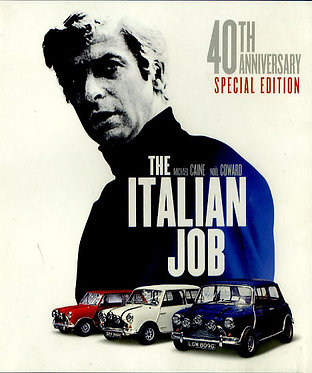 The italian job  /  Peter Collinson