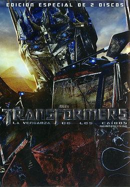 Transformers: la venganza de los caídos  /  Michael Bay