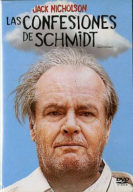 Las confesiones de Schmidt  /  Alexander Payne