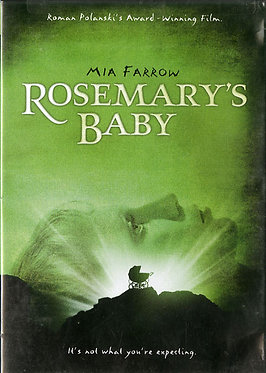 Rosemary's Baby  /  Roman Polanski