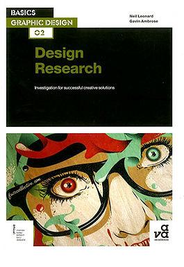BASICS GRAPHIC DESIGN 02 : DESIGN RESEARCH