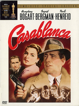 Casablanca  /  Michael Curtiz
