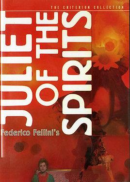 Juliet of the spirits  /  Federico Fellini