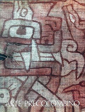 ARTE PRECOLOMBINO: PINTURA