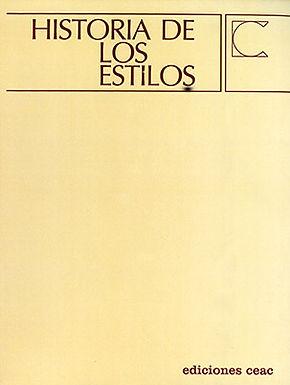 HISTORIA DE LOS ESTILOS