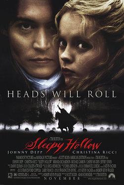 Sleepy Hollow  /  Tim Burton
