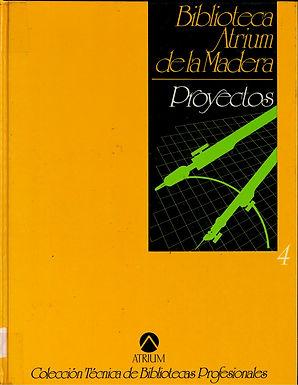 BIBLIOTECA ATRIUM DE LA MADERA: PROYECTOS
