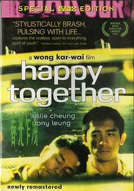 Happy together  /  Wong Kar-Wai