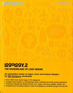 LOGOLOGY 2: THE WONDERLAND OF LOGO DESIGN