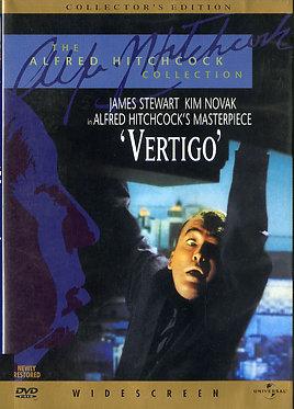 Vertigo  /  Alfred Hitchcock