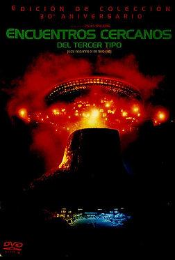 Encuentros cercanos del tercer tipo  /  Steven Spielberg