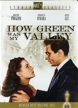 How green was my valley  /  John Ford