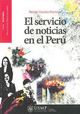 EL SERVICIO DE NOTICIAS EN EL PERÚ