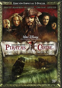 Piratas del Caribe: en el fin del mundo  /  Gore Verbinski