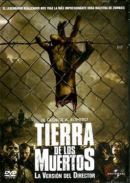 Tierra de los muertos  /  George A. Romero