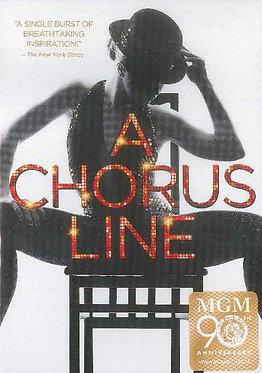 A chorus line  /  Richard Attenborough