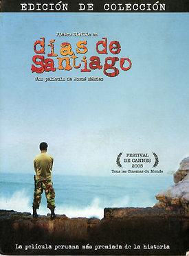 Días de Santiago  /  Josué Méndez