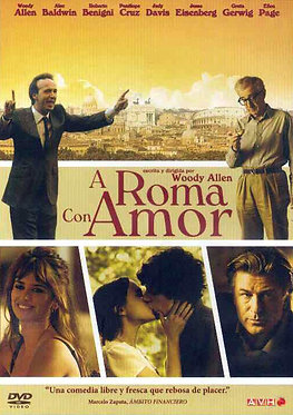 A Roma con amor  /  Woody Allen
