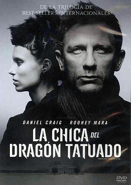 La chica del dragón tatuado  /  David Fincher