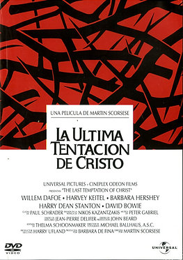 La última tentación de Cristo  /  Martin Scorsese