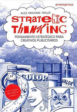 PENSAMIENTO ESTRATÉGICO PARA CREATIVOS PUBLICITARIOS
