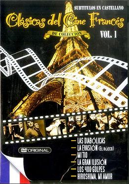 Clásicas del cine francés vol.1  /  Varios