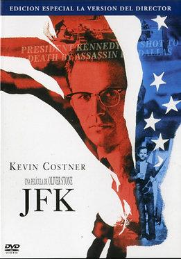 JFK  /  Oliver Stone