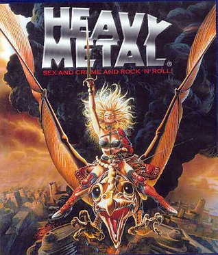 Heavy Metal  /  Gerald Potterton