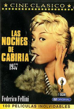 Las noches de Cabiria  /  Federico Fellini
