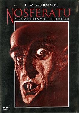 Nosferatu a symphony of horror  /  F.W. Murnau