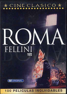 Roma  /  Federico Fellini