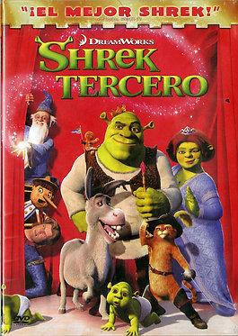 Shrek tercero  /  Chris Miller