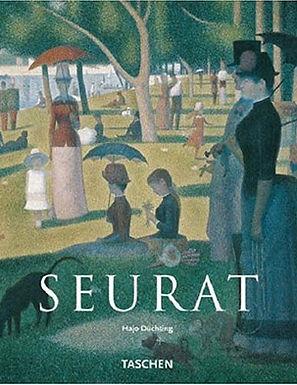 GEORGE SEURAT 1859-1891 EL PUNTO CONQUISTA LA PINTURA