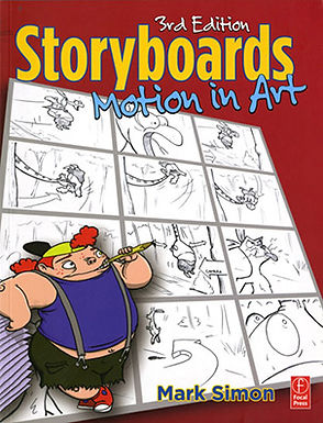 STORYBOARD MOTION ART