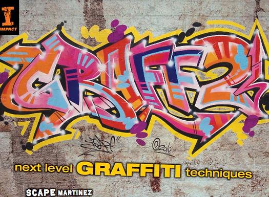 GRAFF 2 NEXT LEVEL GRAFFITI TECHNIQUES