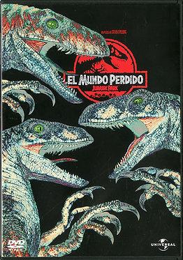 El mundo perdido: Jurassic Park / Steven Spielberg